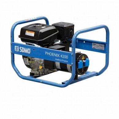 Generatorius 4200, SDMO