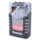 Grąžtų komplektas Makita 25 vnt. (1-13mm) metalui HSS-G (D-50457)