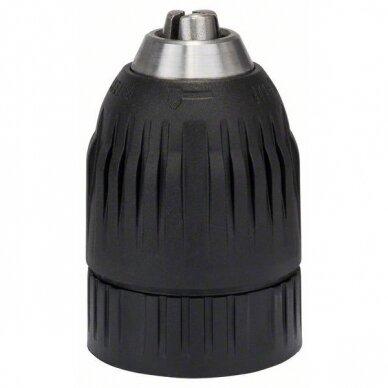 Greitai fiksuojamas grąžto lizdas Bosch iki 13 mm (2608572034)