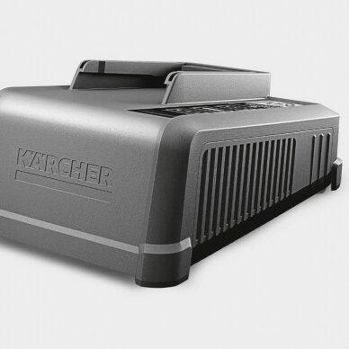 Greito įkrovimo stotelė Battery Power+ 36, Kärcher 2