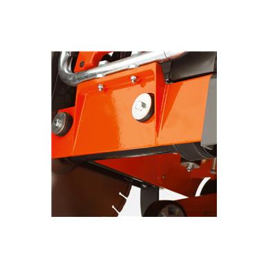 Grindų dangos pjovimo mašinos Husqvarna FS 410 D (FS410D) 3