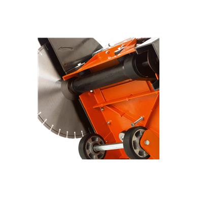 Grindų dangos pjovimo mašinos Husqvarna FS 410 D (FS410D) 4
