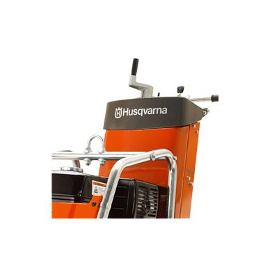 Grindų dangos pjovimo mašinos Husqvarna FS 410 D (FS410D) 6