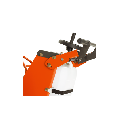 Grindų dangos pjovimo mašinos Husqvarna FS 410 D (FS410D) 2