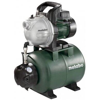 Hidroforas HWW 3300/25 G, Metabo