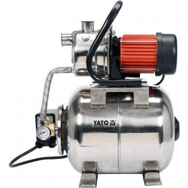 Hidroforas Yato YT-85370, 1200W (4000l/h) 2