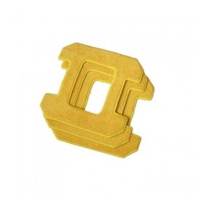 Hobot 298/288/268 šluostės (geltonos)