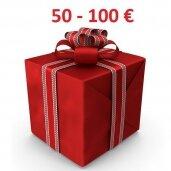 Dovanų idėjos iki 100 eur