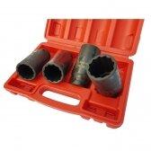 Ilgų galvučių rinkinys pusašiams Essen tools 30/32/34/36mm, 4 vnt.
