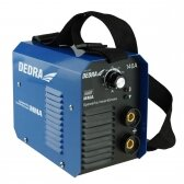 Inventorinis suvirinimo aparatas Dedra DESI151BT 140A, IGBT MMA