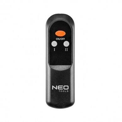 Infraraudonųjų spindulių šildytuvas Neo 90-030, 2kW 10