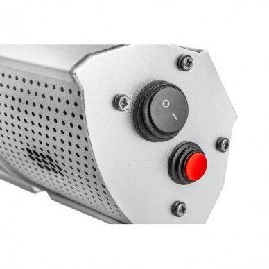 Infraraudonųjų spindulių šildytuvas Neo 90-030, 2kW 4