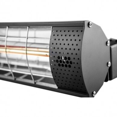 Infraraudonųjų spindulių šildytuvas Neo 90-031, 2kW 2