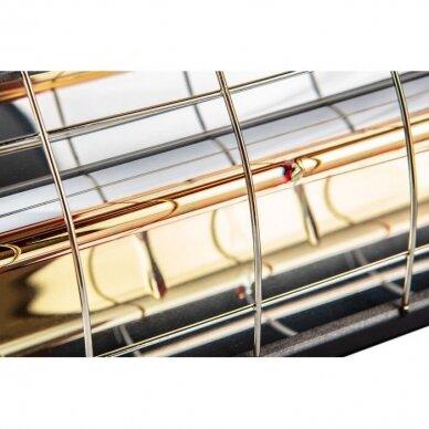 Infraraudonųjų spindulių šildytuvas Neo 90-031, 2kW 3