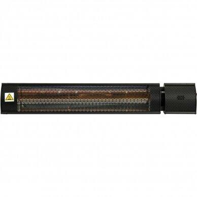 Infraraudonųjų spindulių šildytuvas su pulteliu Yato YT-99532, 2000W 2