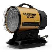 IR spindulių šildytuvas XL 61, 17 kW, Master