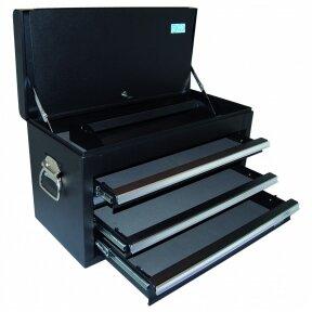Įrankių dėžė su BGS-technic, 3 stalčiai, tuščia