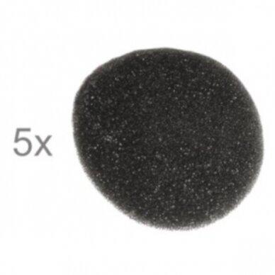 Kempininis filtras 5 vnt. DEDRA DED66023 (tinka DED6602)