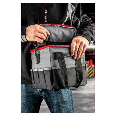 Krepšys GRAPHITE 58G015 (tinka akumuliatoriniams įrankiams) 2