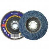 Lapelinis šlifavimo diskas Specialist+ 125 mm, įvairus rupumo