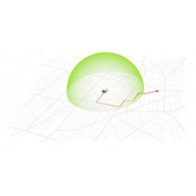 Landroid priedas 4G + GPS modulis, Worx 4