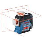 Linijinis lazerinis nivelyras Bosch GLL 3-80 C Professional