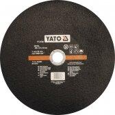 Metalo pjovimo diskas Yato YT-6136, 350x3,5x32 mm