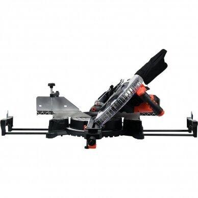 Medžio pjovimo staklės Yato YT-82175, 1800W, 305mm 3