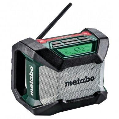 Metabo radijas Metabo R 12-18