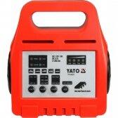 Mikroprocesorinis impulsinis kroviklis Yato 6/12V, 8A, 5-200ah