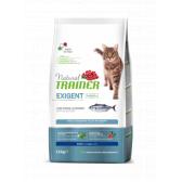 NATURAL TRAINER sausas pašaras CAT EXIGENOVA FOODS sausas pašaras BLUE FISH su mesvaja žuv. 1.5kg