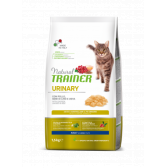 NATURAL TRAINER sausas pašaras CAT URINARY CHICKEN su vištiena 1.5kg