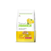 NATURAL TRAINER SMALL&TOY PUPPY&JUN su vištiena 800g