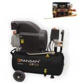 Oro kompresorius Pansam A077020, 1,5 KW, 8 bar, 24L