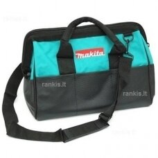 Originalus Makita krepšys su vidinėmis kišenėmis