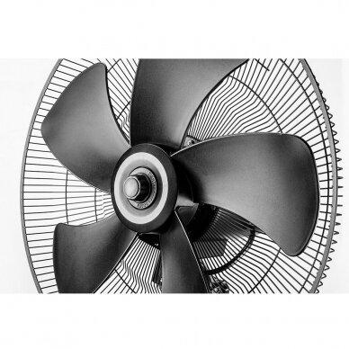 Pastatomas ventiliatorius NEO 90-003, 100W, 45cm 3