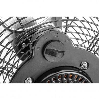 Pastatomas ventiliatorius NEO 90-007, 111W, 45cm 3