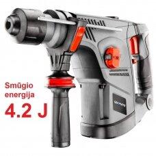 Perforatorius Graphite 58G858, SDS+ 900W, 4,2 J