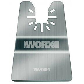 Peilis grandymui Sonicrafter įrankiui, Worx
