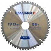 Pjovimo diskas 185x24Tx30/20/16 mm