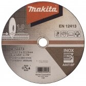Pjovimo diskas 230 X 1,9 MM RST/ Metalui Makita B-12273