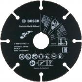 Pjovimo diskas medžiui ir metalui Bosch 115 x 1 x 22,23 mm (2608623012)