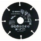 Pjovimo diskas medžiui ir metalui Bosch 125 x 1 x 22,23 mm (2608623013)