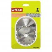 Pjovimo diskų rinkinys Ryobi RAKMMS02K, 2 vnt