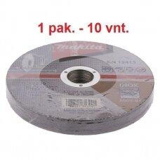 Pjovimo diskas125 X 1 MM RST/ Metalui Makita B-12239, 10 vnt pakuotė