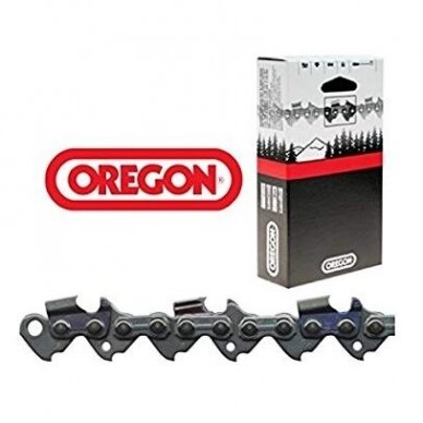 Pjovimo grandinė Oregon 21BPX064E, 38cm, 1.5mm, 0.325, 64 nareliai