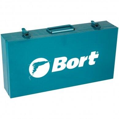 Plastikinių vamzdžių suvirinimo aparatas BORT BRS-2000 4