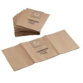 Popieriniai filtrų maišeliai NT 35/1, 5vnt, cemento dulkėms., Kärcher