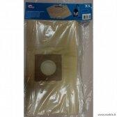 Popieriniai maišeliai LEMAN ABR333 (dulkių siurbliui LEMAN LOASP306), 5 vnt