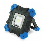 Prožektorius dirbtuvėms Dedra L1024, 10W COB LED